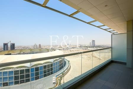 1 Bedroom Apartment for Sale in Dubai Sports City, Dubai - Exclusive:High Floor | Stadium View |Large Balcony