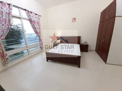 1 Bedroom Flat for Rent in Khalifa City A, Abu Dhabi - Fully Furnished 1 Bedroom in KCA with Balcony