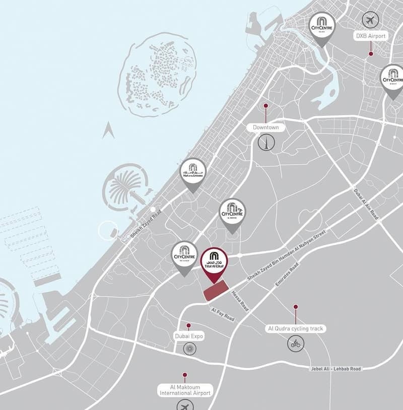 10 PAY AED 800K IN 2.5 YRS | CLOSE 2 SPORTS CITY