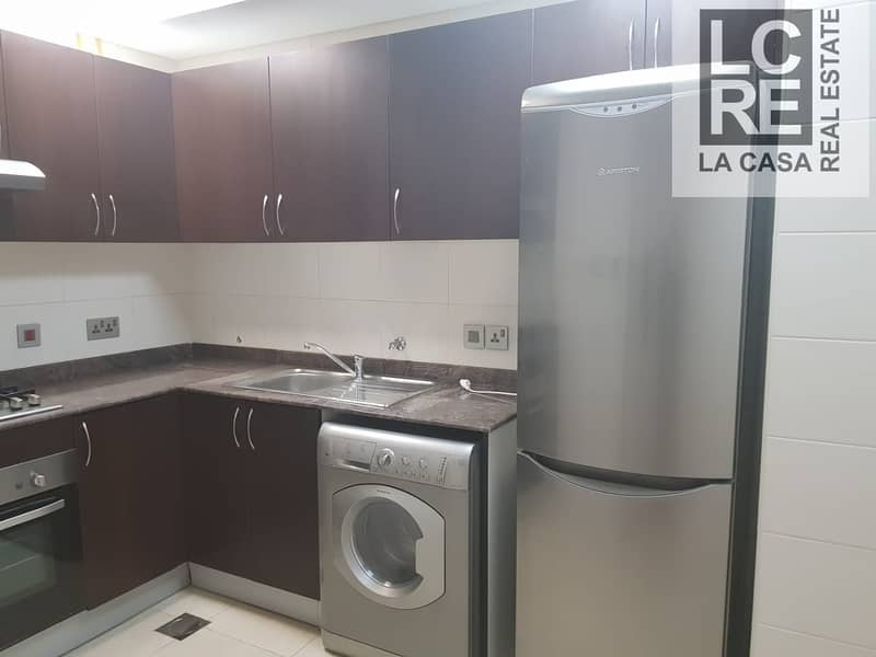 11 Lowest Price 1 BR I Kitchen Equipped  w/ Balcony  I