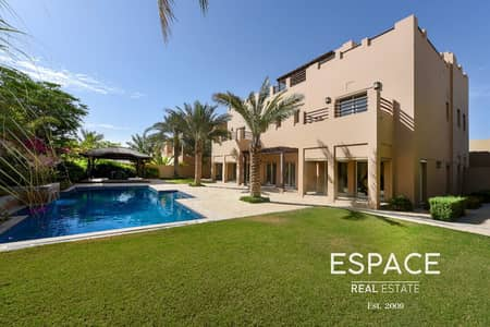 6 Bedroom Villa for Rent in Arabian Ranches, Dubai - Fully Upgraded | Type L1 | Private Pool