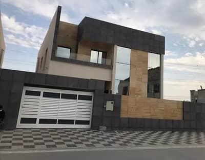 5 Bedroom Villa for Sale in Al Rawda, Ajman - new two storey villa European design