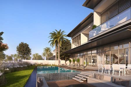 فیلا 6 غرف نوم للبيع في دبي هيلز استيت، دبي - Resale | Full Golf Course View | First Row | Cont