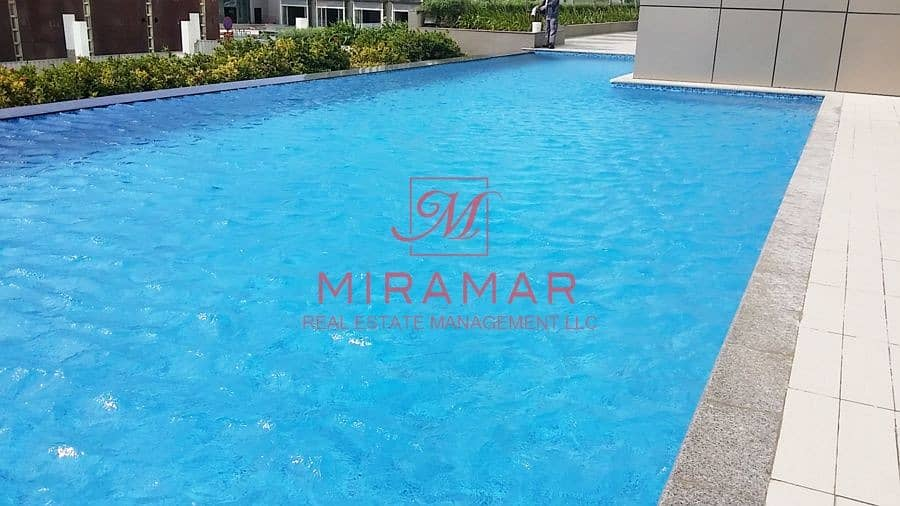 HOT DEAL!!! LARGE 2 BEDROOMS UNIT WITH SEA VIEW!!