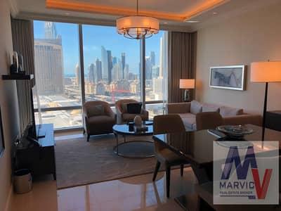 فلیٹ 1 غرفة نوم للبيع في وسط مدينة دبي، دبي - 1 BR with scenic views for SALE