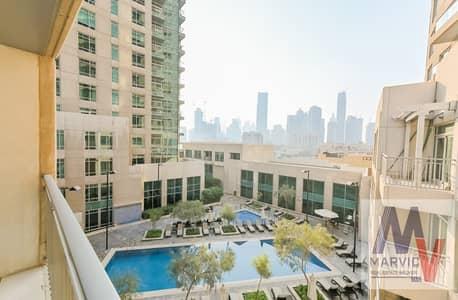 شقة 1 غرفة نوم للبيع في وسط مدينة دبي، دبي - 1 Bedroom for RENT in Burj Views  Tower A