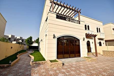 تاون هاوس 4 غرف نوم للايجار في مدن، دبي - تاون هاوس في نسيم مدن 4 غرف 134999 درهم - 4611874