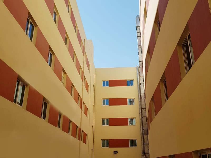 Hurry up - Labour camp in Dubai investment park available for rent at affordable rents