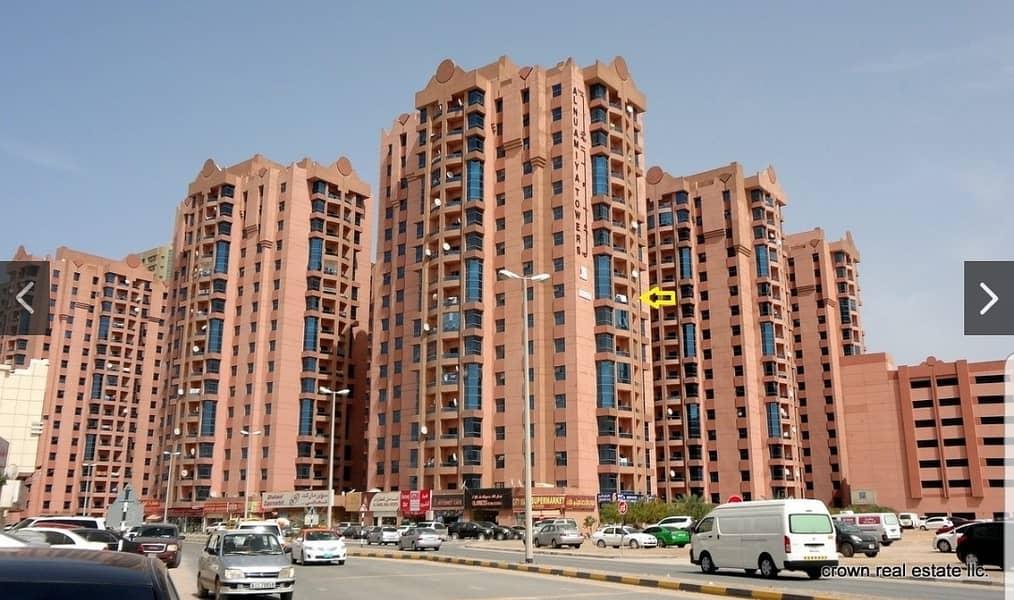 شقة في أبراج النعيمية النعيمية 1 غرف 220000 درهم - 4612079