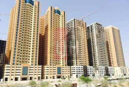 2 Bedroom Flat for Sale in Emirates City, Ajman - Cheapest Large 2 Bedroom Flat in Paradise Lake Tower B9. . . !