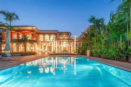 فیلا 7 غرف نوم للبيع في نخلة جميرا، دبي - Move in today   Fully Furnished   Skyline View