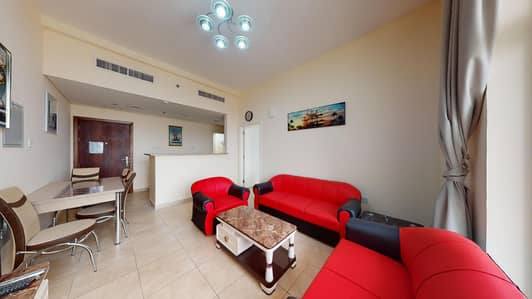1 Bedroom Flat for Rent in Barsha Heights (Tecom), Dubai - Open kitchen | Contactless tours | 12 payments