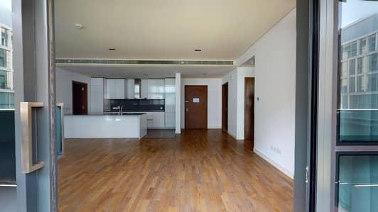 شقة 1 غرفة نوم للايجار في جميرا، دبي - Semi-furnished   Wooden floors   Contactless tours