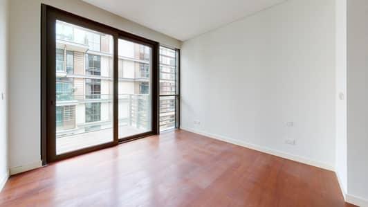 شقة 1 غرفة نوم للايجار في جميرا، دبي - Pool views   Wooden floors   Rent online