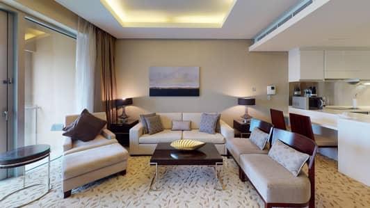 شقة فندقية 1 غرفة نوم للايجار في وسط مدينة دبي، دبي - Hotel Apartment | Smart Home System | Rent Online