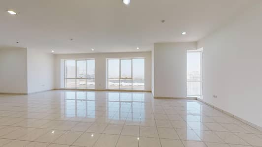3 Bedroom Flat for Rent in Sheikh Zayed Road, Dubai - Semi-furnished | Access to hotel facilities | 12 payments