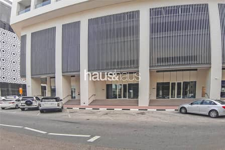 Shop for Rent in Al Garhoud, Dubai - Retails Rd Facing Near Metro For All Concepts