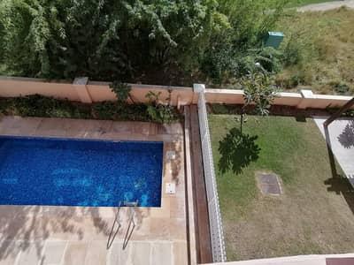 4 Bedroom Villa for Rent in Jumeirah Golf Estate, Dubai - Golf Facing | 4BR | Garden | Pool