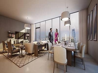 فلیٹ 3 غرف نوم للبيع في وسط مدينة دبي، دبي - Full Burj View    Special Offer   25:75 Post Handover