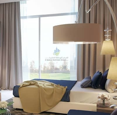 1 Bedroom Apartment for Sale in DAMAC Hills (Akoya by DAMAC), Dubai - 75 % three years post handover payment plan | Gold View