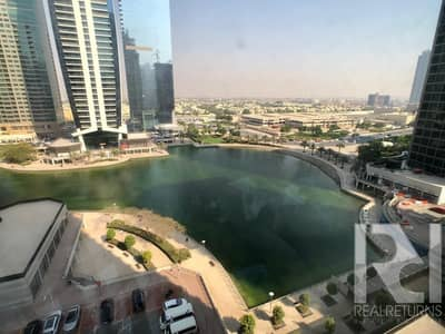 1 Bedroom Apartment for Sale in Jumeirah Lake Towers (JLT), Dubai - Best Priced | Spacious 1bed with Full Lake View
