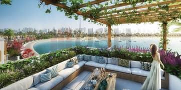 Freehold Luxury Beachfront 3Bed Villa Sur Lamer