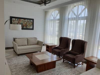 5 Bedroom Villa for Rent in Jumeirah Golf Estate, Dubai - Furnished | 5BR | Study | Garden | Pool