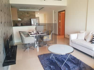 1 Bedroom Apartment for Rent in Dubai Residence Complex, Dubai - Amazing Furnished 1 BHK @ 52 K IN DUBAI LAND
