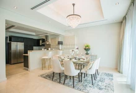 4 Bedroom Villa for Sale in Al Furjan, Dubai - No Commission  Payable | Downstairs Bedroom | Kitchen Appliances