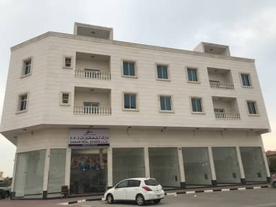 Building for Sale in Al Rawda, Ajman - For sale Residential Commercial Building directly from the owner - excellent location - super deluxe finishing