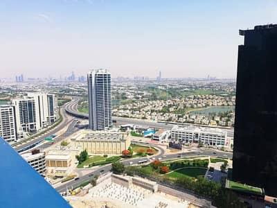 مکتب  للبيع في أبراج بحيرات الجميرا، دبي - High Floor | Fitted | Vacant | Jumeirah Bay X3
