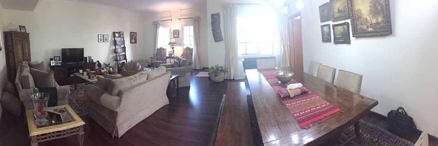 شقة 3 غرف نوم للايجار في جرين كوميونيتي، دبي - 3bed+M I  Community View I Green Community East