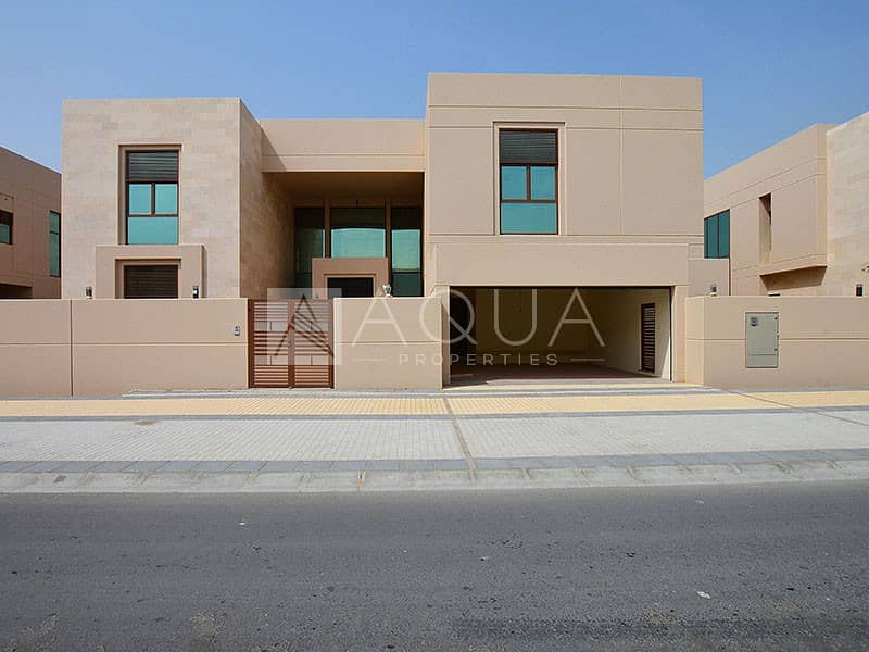 Meydan Villa  5 Bedroom  Type A - Vacant