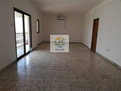 3 Bedroom Flat for Rent in Al Manaseer, Abu Dhabi - Spacious flat with large balcony