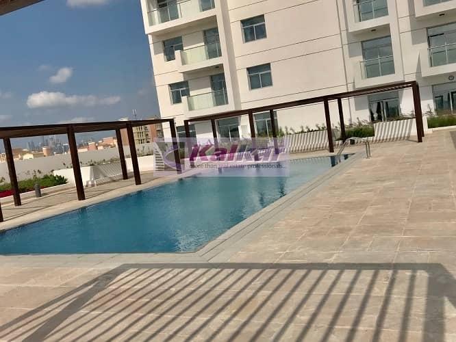 Al Furjan @ Candace Acacia - Furnished Studio with balcony