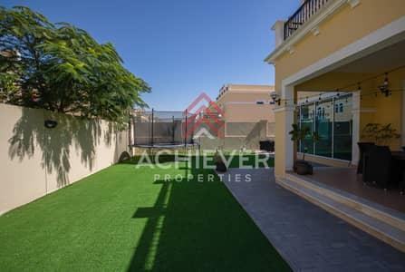 4 Bedroom Villa for Sale in Jumeirah Park, Dubai - Best Deal | Large Plot | Single Row | Dist.9