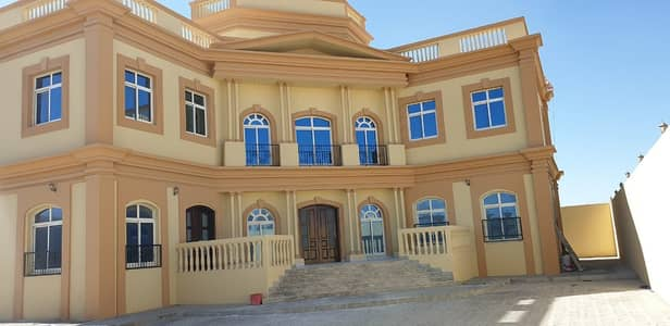7 Bedroom Villa for Rent in Mohammed Bin Zayed City, Abu Dhabi - Very nice 7 master bedrooms with separate villa at MBZ