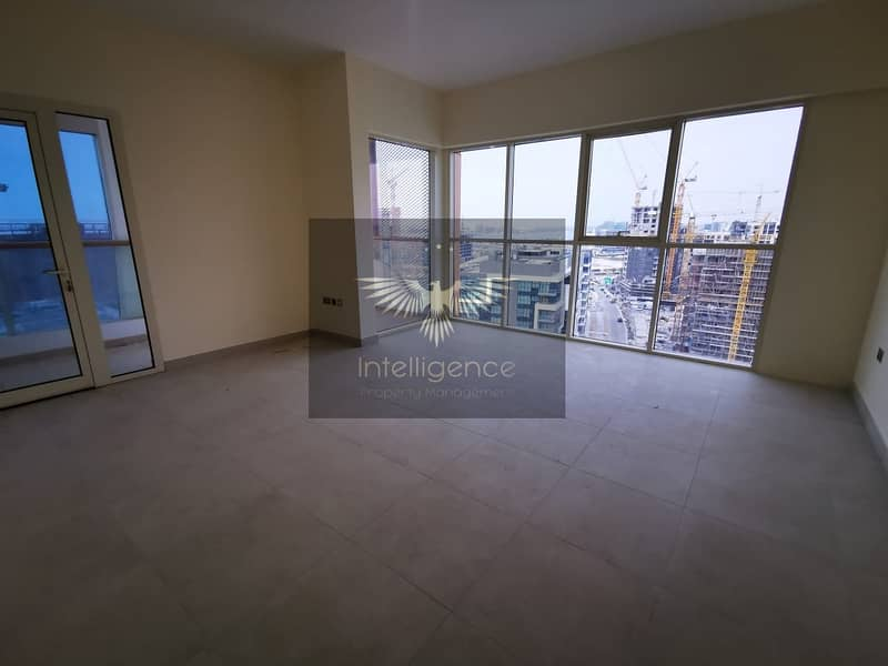 Be the first! Spacious Unit w/ Maid`s and Balcony
