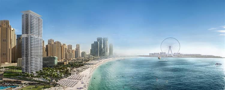 1 Bedroom Apartment for Sale in Jumeirah Beach Residence (JBR), Dubai - Sale by purchase price | 1BR | Private beach