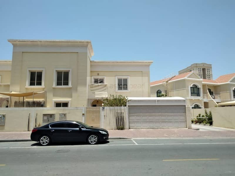 Huge 4 Bed+Maid's Villa | Al Badaa | Vacant Now