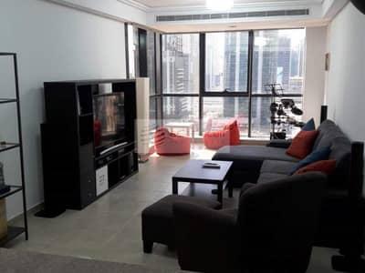 فلیٹ 1 غرفة نوم للايجار في أبراج بحيرات الجميرا، دبي - Lake View | Fully Furnished 1BR | Cluster J