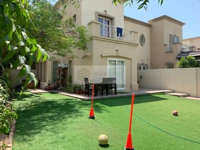 3 Bedroom Villa for Rent in The Springs, Dubai - Vacant 8th July | 3BR+Maid+ Study | Back to Back