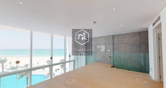 شقة 1 غرفة نوم للبيع في جزيرة السعديات، أبوظبي - Sea Facing Loft | With new Offers