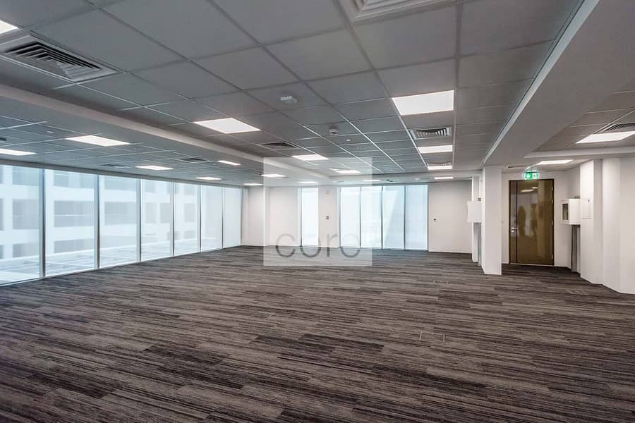 2 Flexible Office | Fitted or Shell and Core