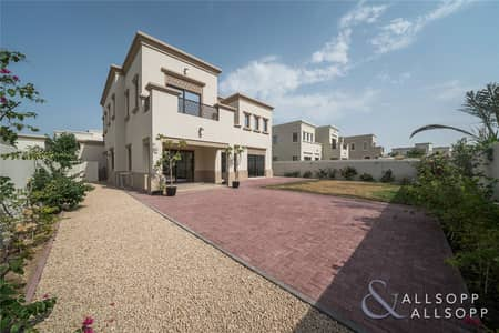 4 Bedroom Villa for Sale in Arabian Ranches 2, Dubai - Yasmin Villa | Type 2 | 4 Bedroom | Vacant