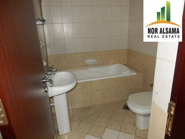2 Hot deal!! Beautiful studio with double balcony Rent 21000 by 4 chqs