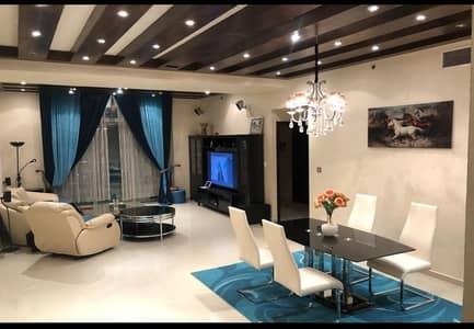 2 Bedroom Apartment for Rent in Dubai Marina, Dubai - Elegant 2 Bedroom  Furnished in Dec Tower Marina. .