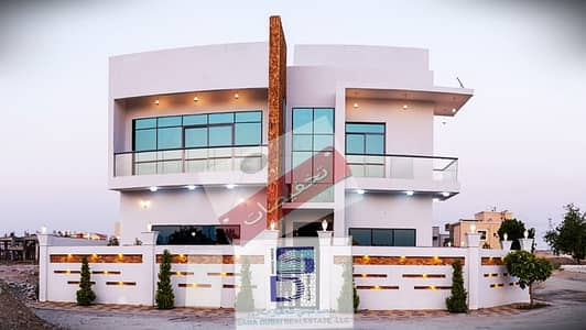 5 Bedroom Villa for Sale in Al Helio, Ajman - Modern villa with ِAttractive Specifications and Great Finishing at an Ideal Price