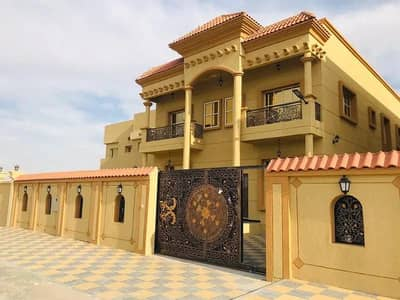5 Bedroom Villa for Sale in Al Mowaihat, Ajman - Now your villa without a down payment