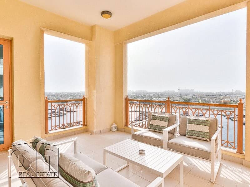 2 Full Sea Views / Fully Furnished